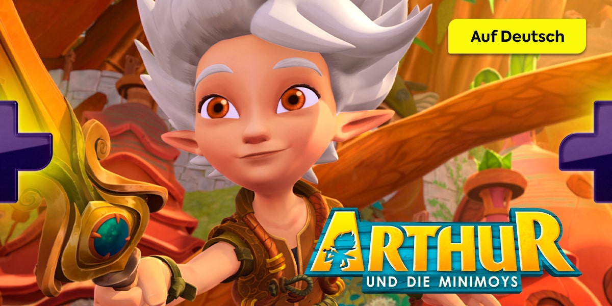 Arthur und die Minimoys 1. The Braggart, the Proud and the Apprentice
