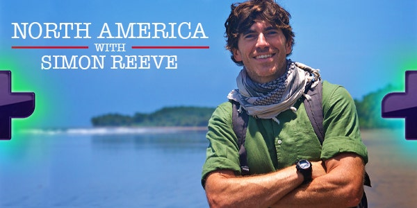 North America with Simon Reeve 1. Episódio 1