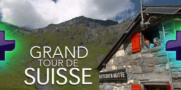 Grand Tour de Suisse 1. From Zurich to the Bernese Oberland – De Zurich a Oberland de Berna
